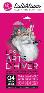 Les Arts d'Hiver @ église romane | Sallertaine | Pays de la Loire | France