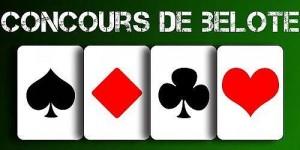 Concours de belote @ salles 1 et 2 | Sallertaine | Pays de la Loire | France