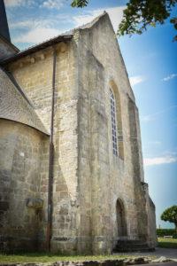 Eglise romane Sallertaine