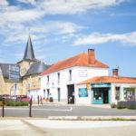 Centre bourg de Sallertaine