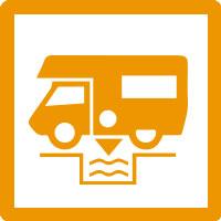 Aire de stationnement et/ou de service camping cars sur la commune