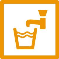 Présence de points d'eau