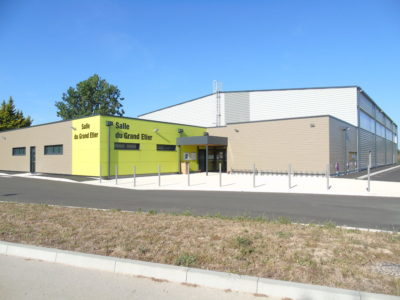 Salle de sports à Sallertaine