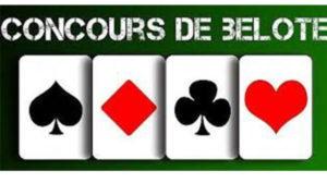 Concours de belote @ salles 1 & 2